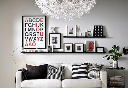La mejor decoración de Ikea para vender o alquilar tu casa rápidamente