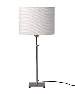 Lámpara de sobremesa Alang de Ikea.