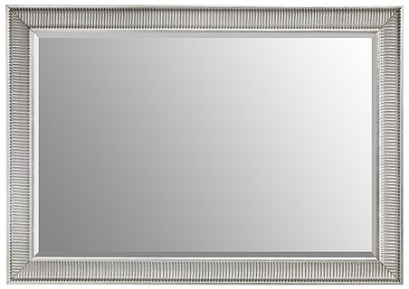 La mejor decoraci n de ikea para vender o alquilar tu casa for Espejo marco gris