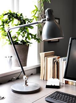 Lámpara Aröd de Ikea