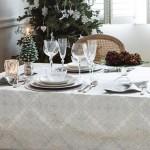 5 estilos para decorar tu mesa en navidad, ¿cuál es el tuyo?