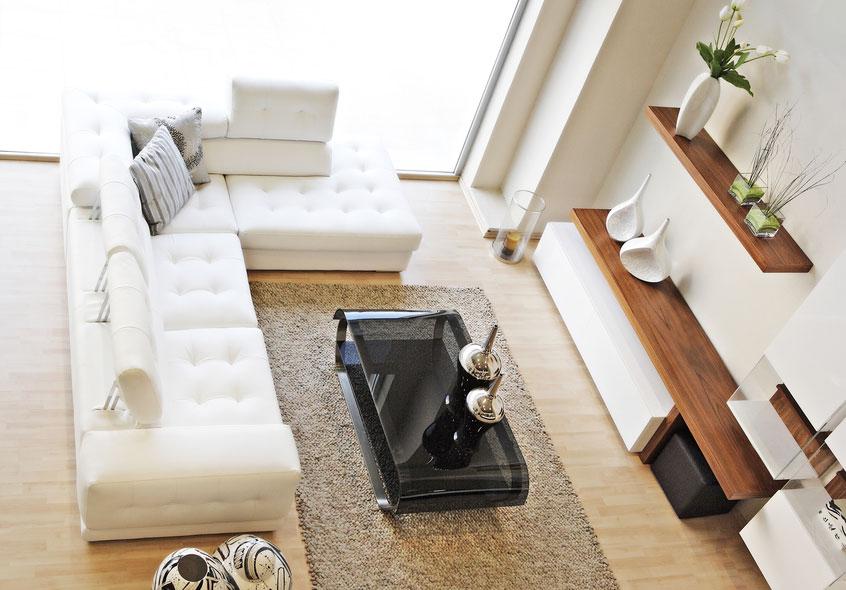 15 trucos para hacer tu casa m s grande visualmente for Proyectar tu casa
