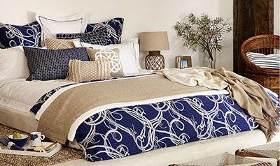 11 consejos para decorar la cama de tu dormitorio for Camas de zara home