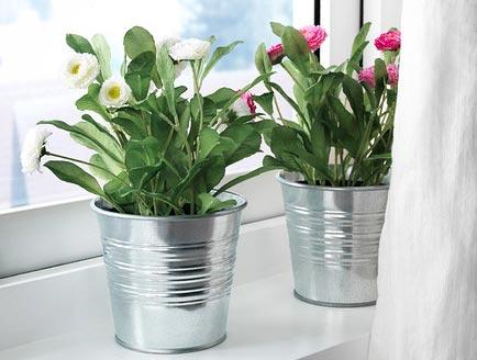 6 tips para una oficina casera perfectamente presentada - Plantas artificiales decorativas ikea ...