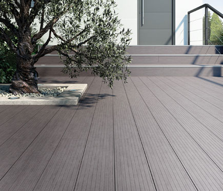 C mo puedes mejorar el aspecto de tu terraza - Nivelador de piso ceramico leroy merlin ...