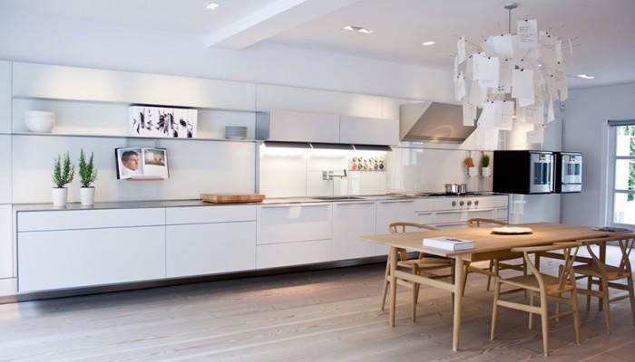 Descubriendo las cocinas Bulthaup de la mano de Marc Nicolau.